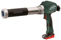 Пистолет для герметика METABO PowerMaxx KP 602117610